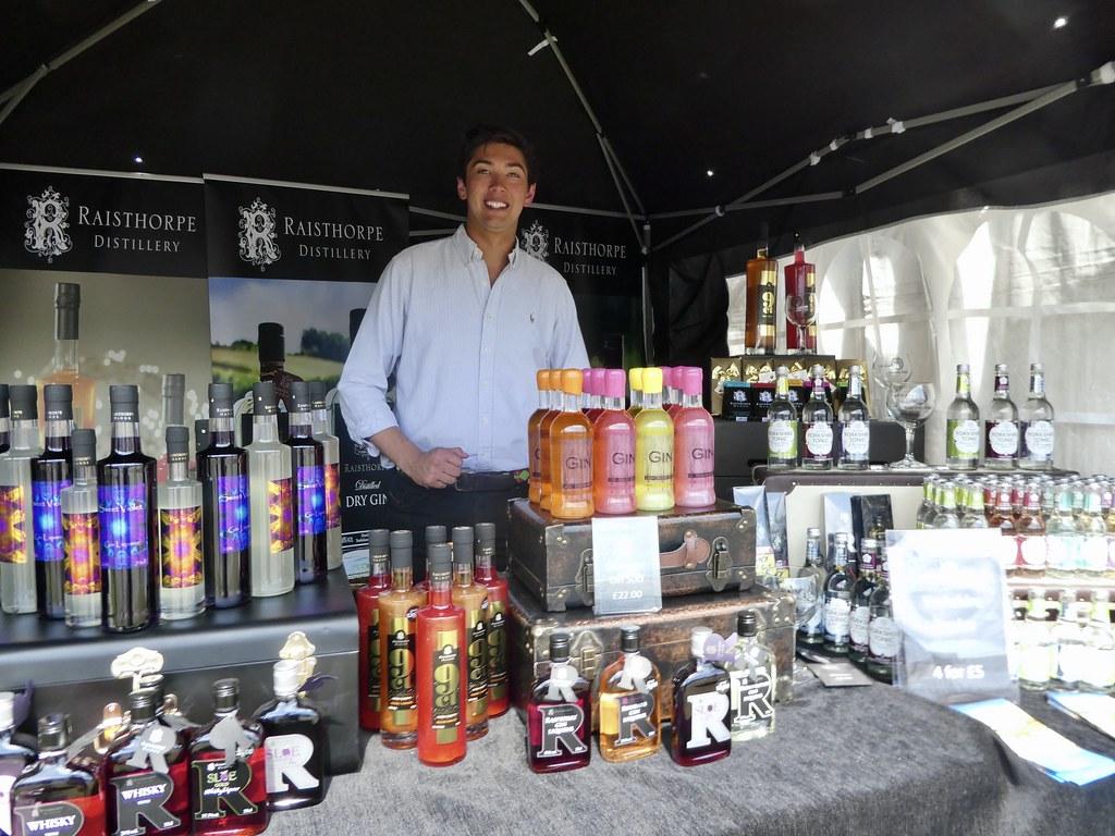 Raisthorpe Distillery at the Great Yorkshire Show