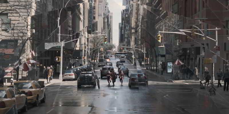 Doctor Strange in New York