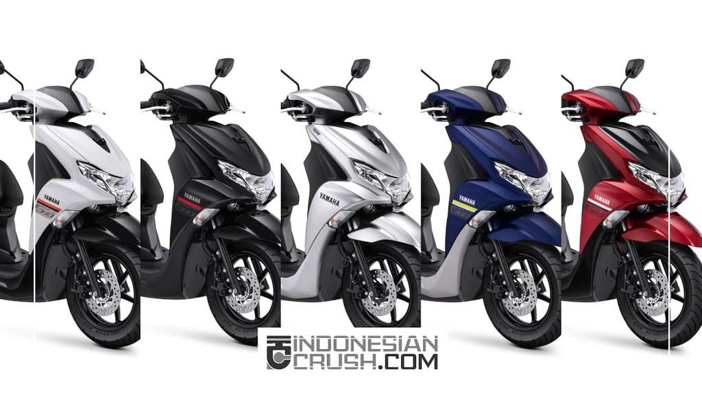 Yamaha FreeGo New Colour