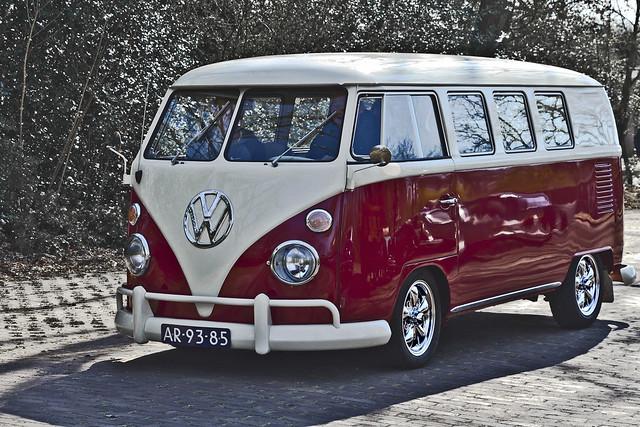 Volkswagen Typ 2 T1c Kombi 1967 (2056)
