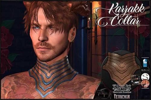 :[P]:- Karzakk Collar