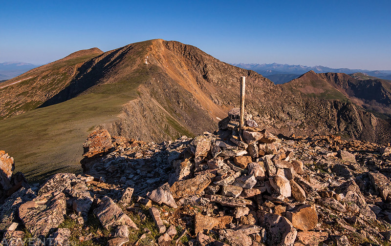 Square Top Mountain Summit