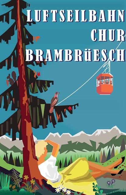 Luftseilbahn-Brambruesch-Poster-Reproduction