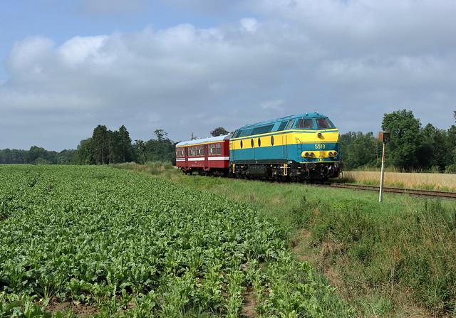 TUC Rail 5519 @ Stée