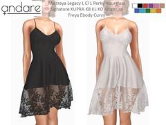ANDARE - Ofelia Dress FATPACK