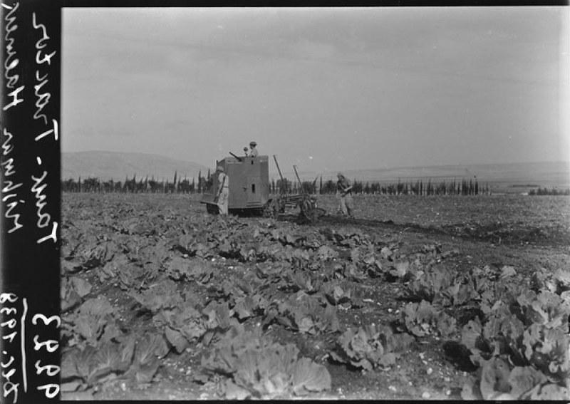 Armoured-tractor-mishmar-ha-emek-1938-agi-1