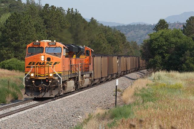 BNSF 6217 Colorado Springs 11 Jul 21