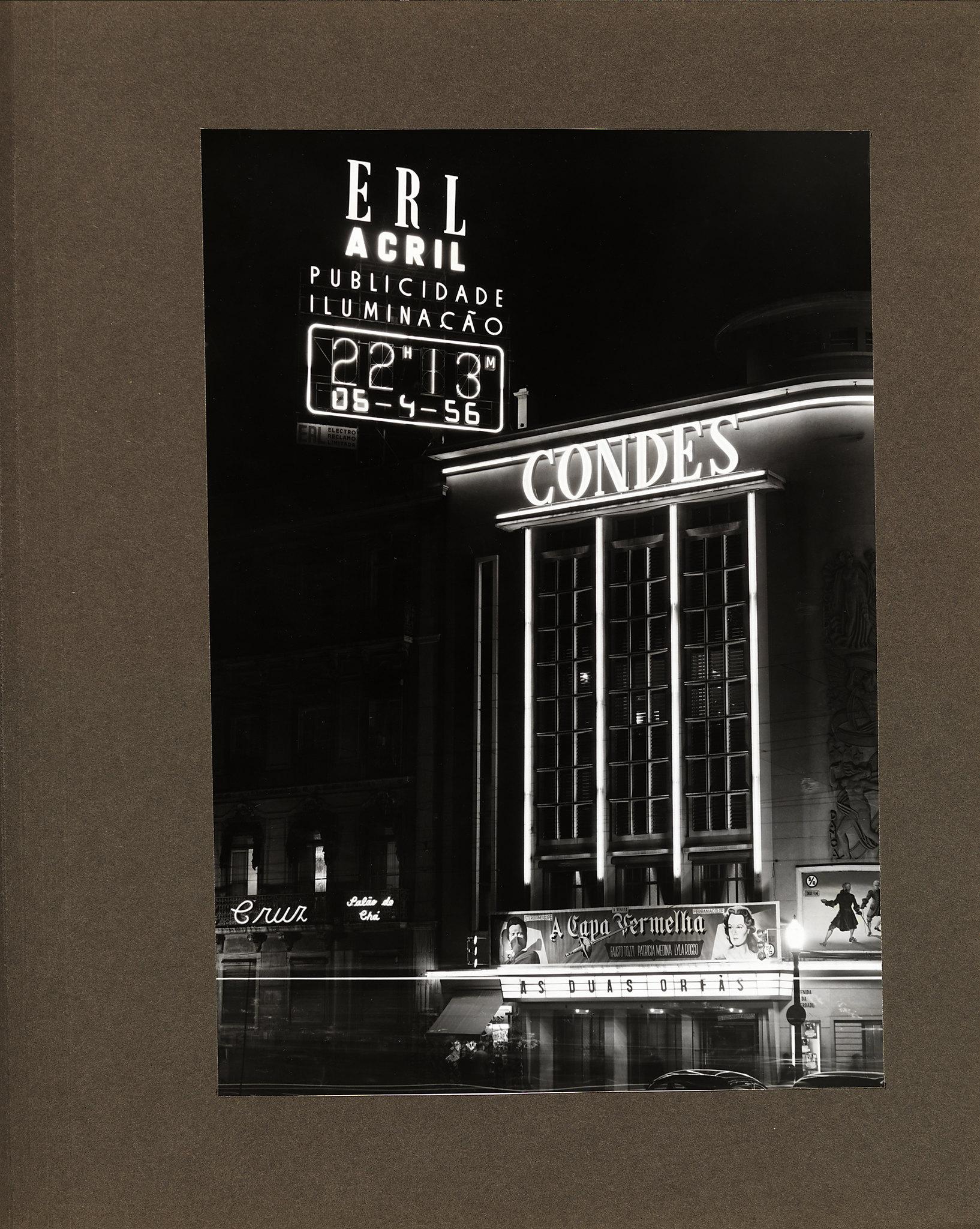 Electro Reclamo Limitada, Restauradores, 1956