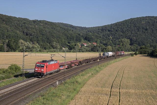 D DBC 185 202-9 Harrbach 26-06-2020