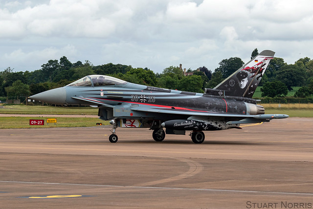 EF2000 Typhoon 30+25 - TLG71