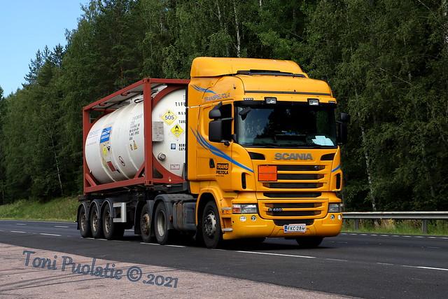 Oy TransPeltola Ltd FKC-284