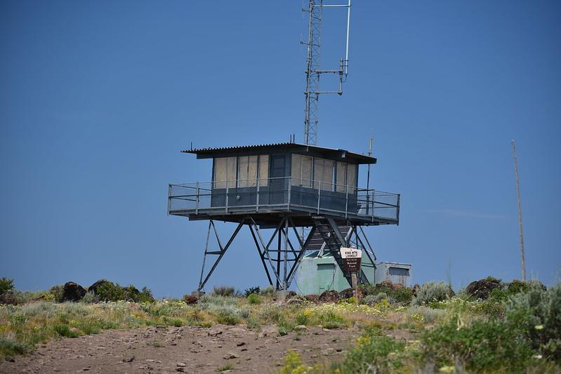 King Mountain Lookout