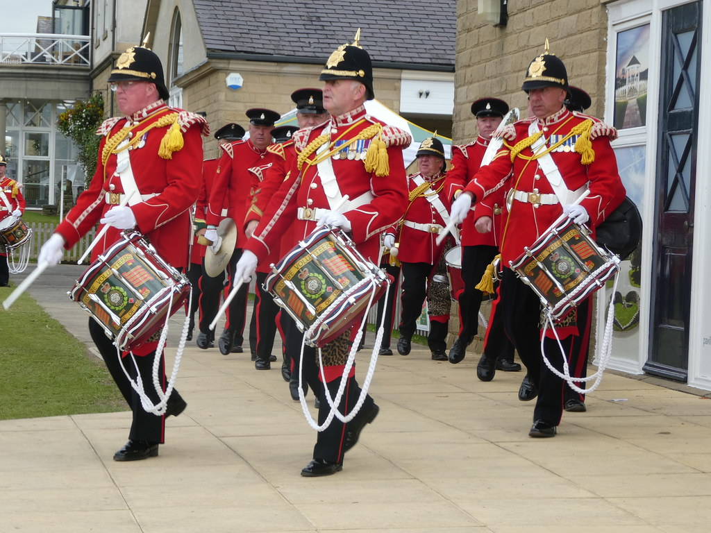 The Yorkshire Volunteer Brass Band, Great Yorkshire Show