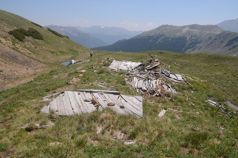 Old mine ruins (2)