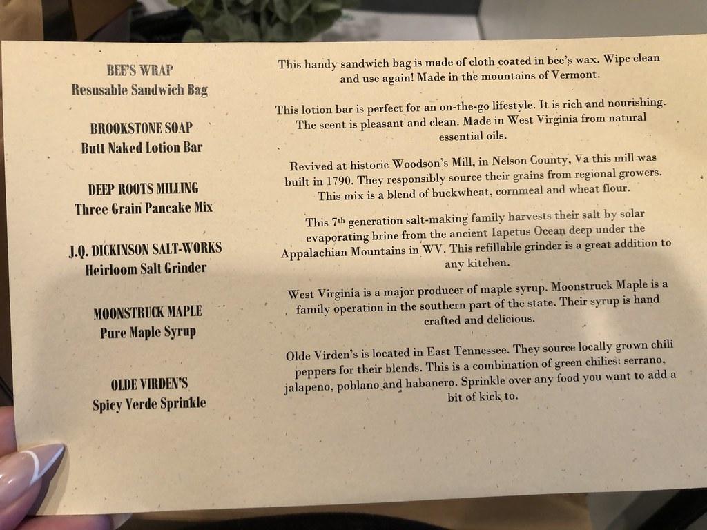 JQ Dickinson - July Box