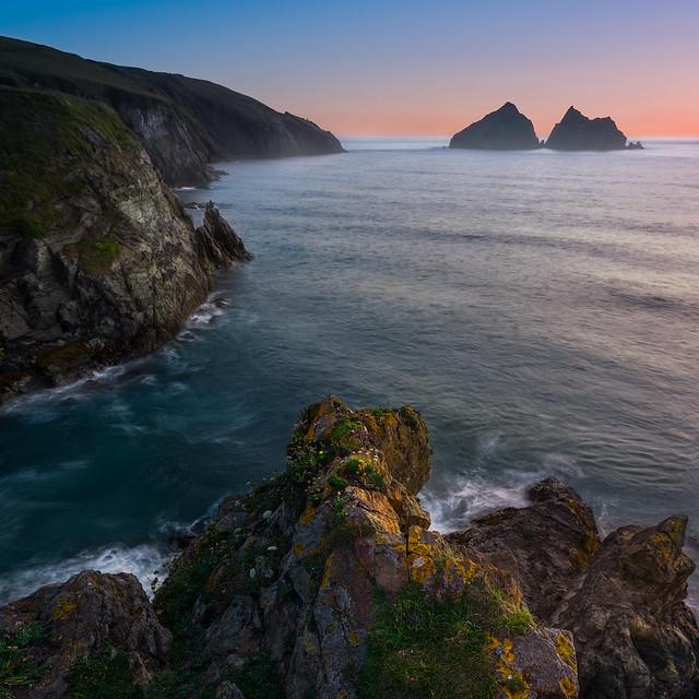 Holywell Bay- Cornwall