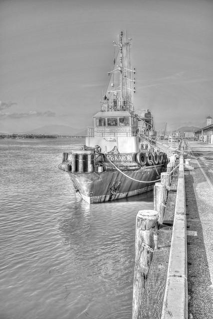 The Tugboat PB Karori 2 - May 2, 2016