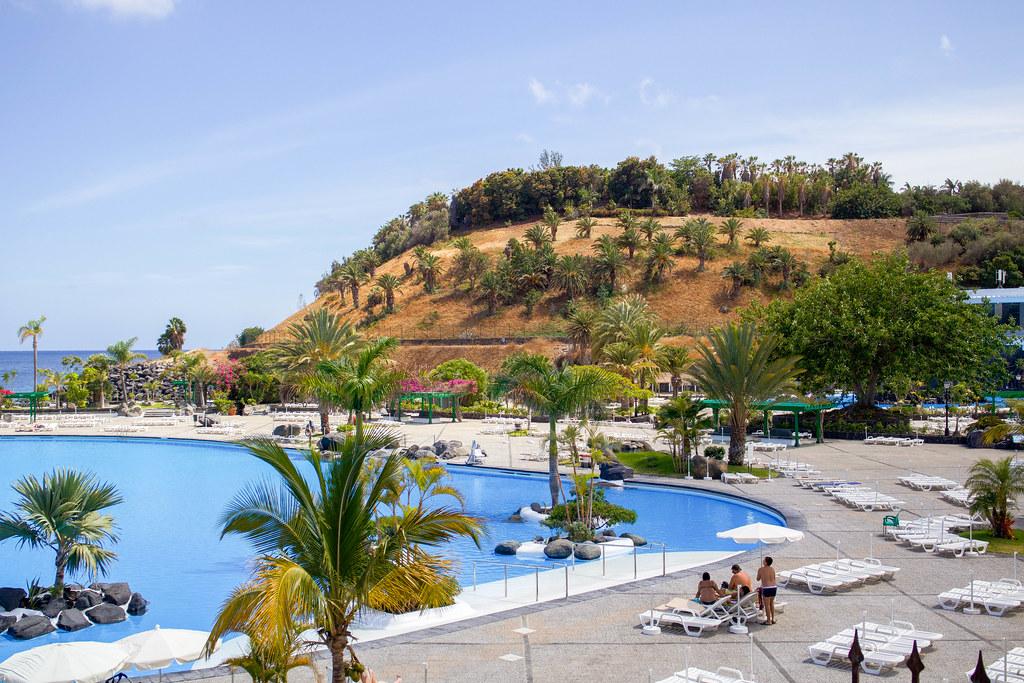 Parque Marítimo y Palmetum