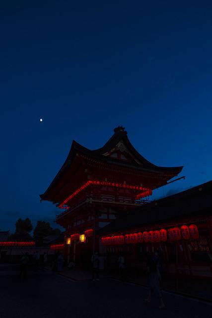 A quiet festival / 本宮祭