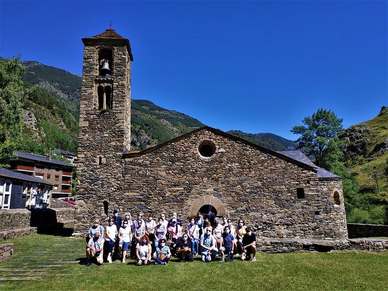 Viatge Cultural - Andorra-L'Arieja-La Vall d'Orlu