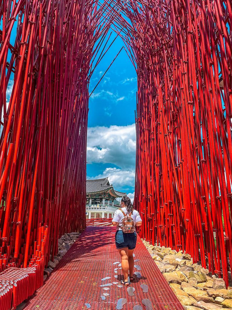 Red Bamboo - 붉은대나무