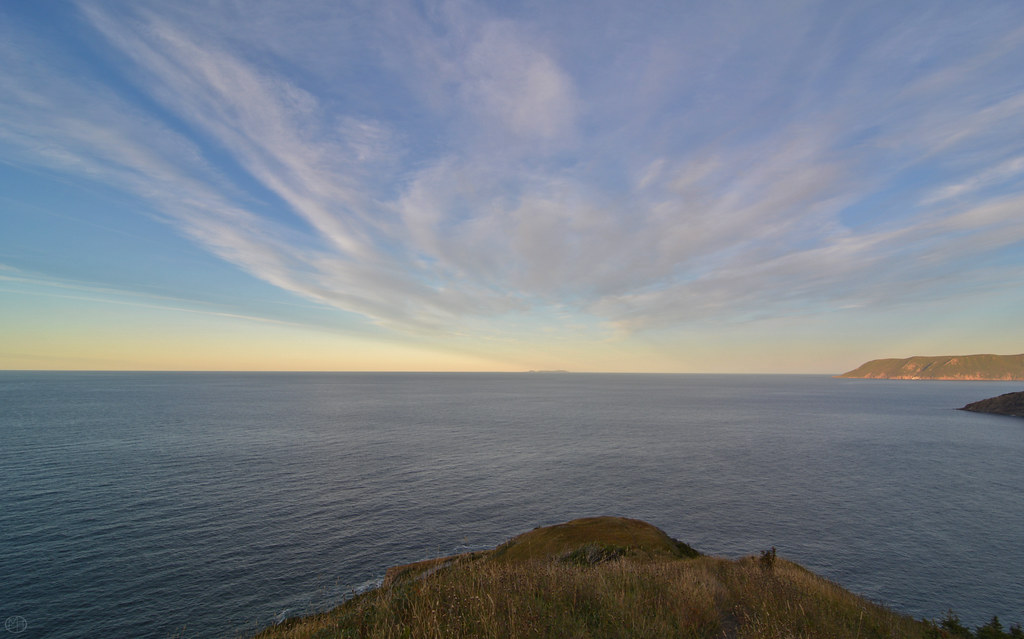 Northern End of Nova Scotia