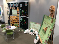 Children's area, Pop-up library, Eastgate Shopping Centre