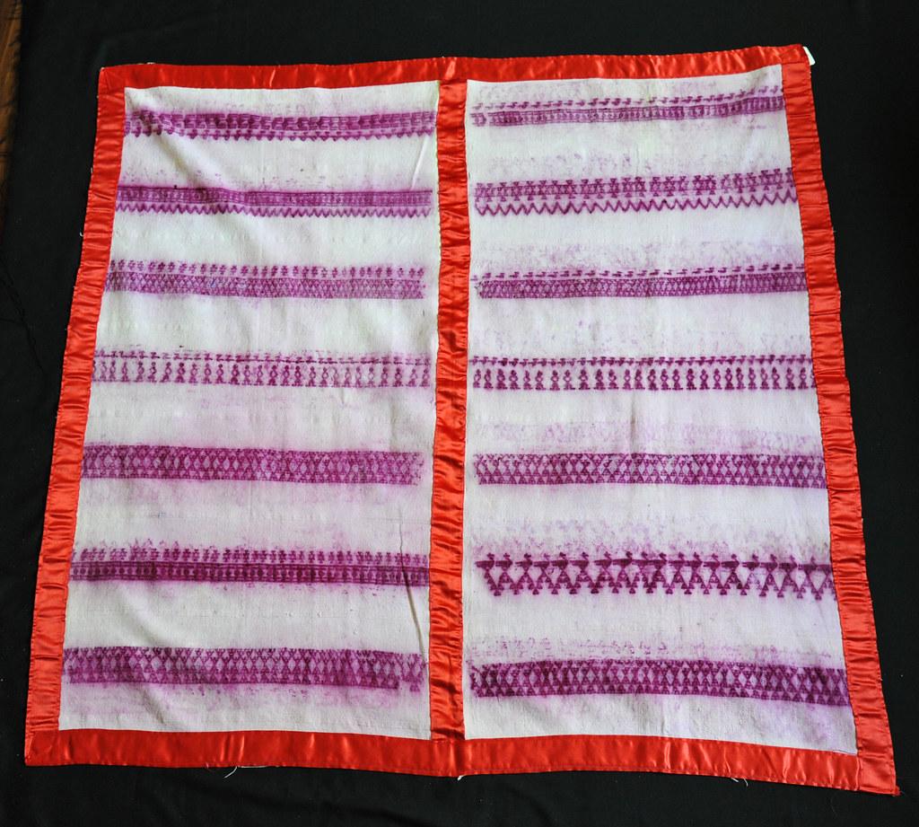 Cape Textiles Mexico Oaxaca Mixtec