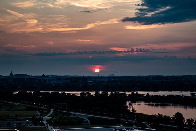 Morning Sunrise 16 July