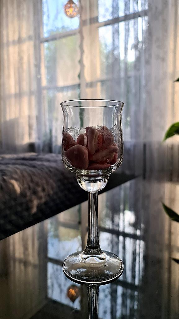 Vad har du i glaset?