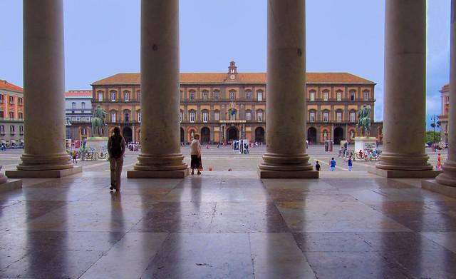 Naples / Palazzo Reale di Napoli