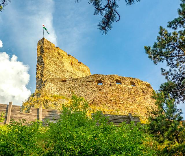Boldogkőváralja castle