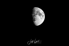 Moon Shot - Fort Davis, Texas