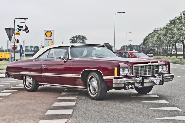 Chevrolet Caprice Classic Convertible 1974 (3097)