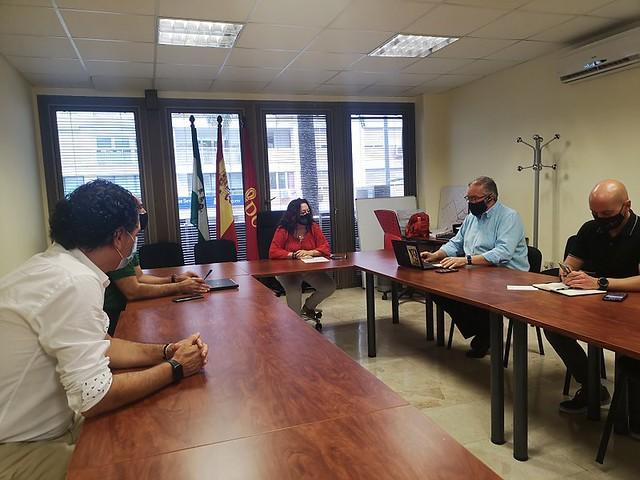 Endesa - Reunión con Ayuntamiento