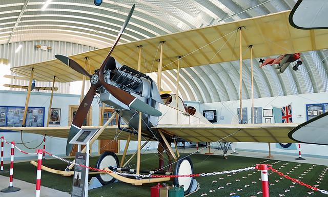 Royal Aircraft Factory BE.2a Replica BAPC.321 [-]