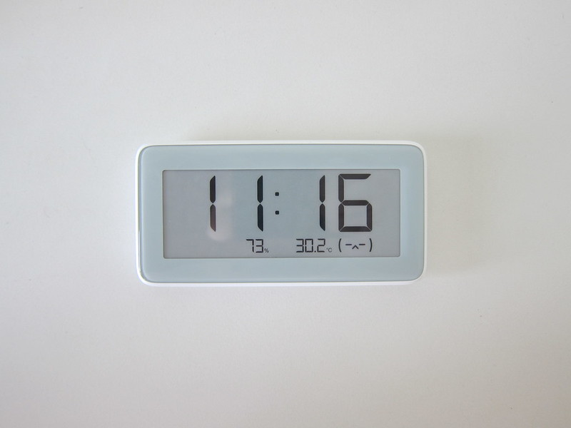 Xiaomi Mi Multifunctional Digital Clock - Front