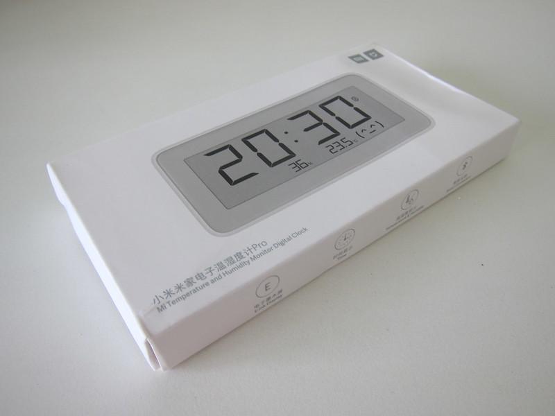 Xiaomi Mi Multifunctional Digital Clock - Box