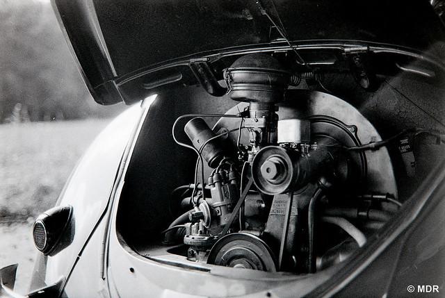 Volkswagen 1200 Export Baujahr 1955