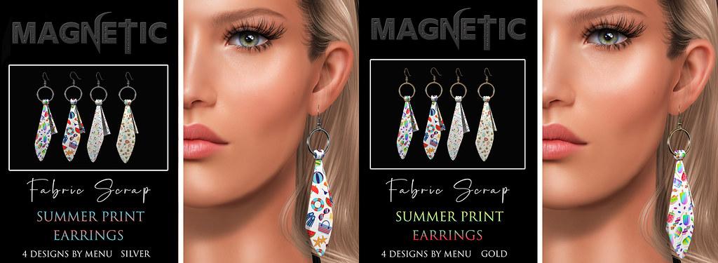 Magnetic – Summer Nights Hunt Gift