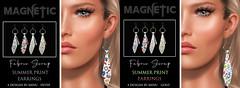 Magnetic - Summer Nights Hunt Gift