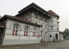 Post & Telegraph Office (fmr), Kandy