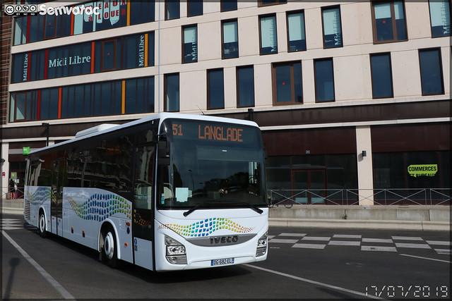 Iveco Bus Crossway – Tango !