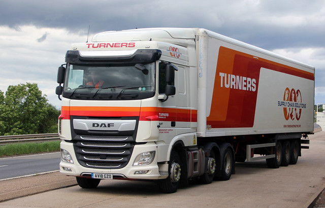 Turners [Soham] Ltd - AV 18 GZO