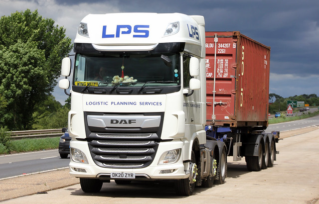 Logistic Planning Services - DK 20 ZYR