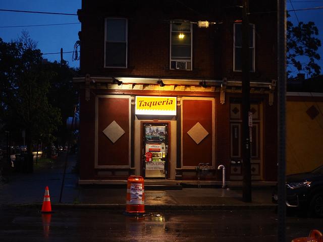 taqueria - Albany, NY