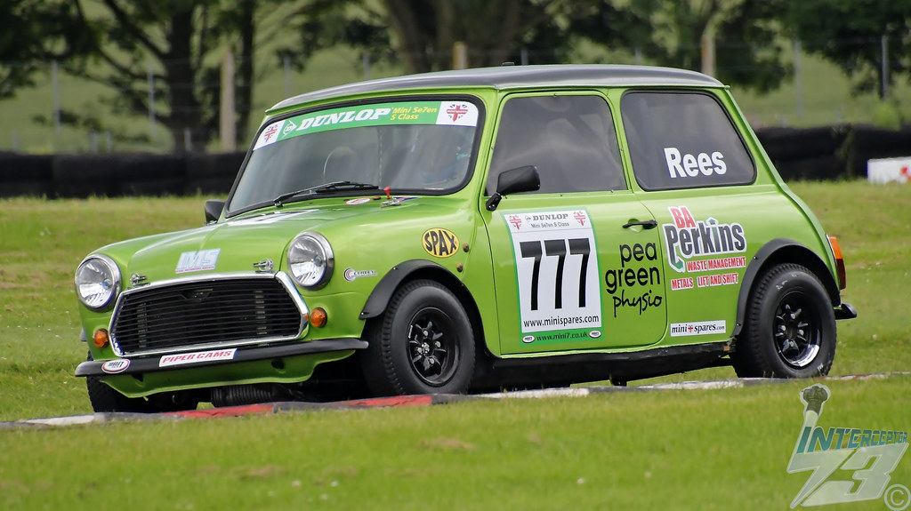 Dave Rees, Mini Se7en S, 2021 Dunlop Mini Challenge supported by Mini Spares, MSVR Club Car Championship, Cadwell Park, 11th July