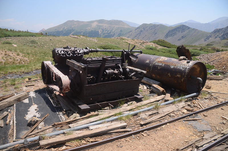 Old mine equiment (5)