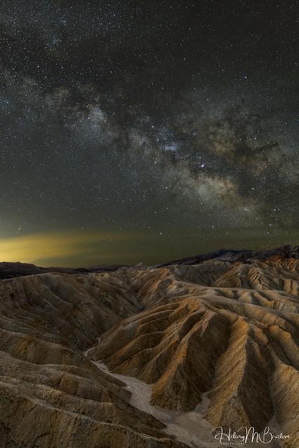 Long Morning Milky Way