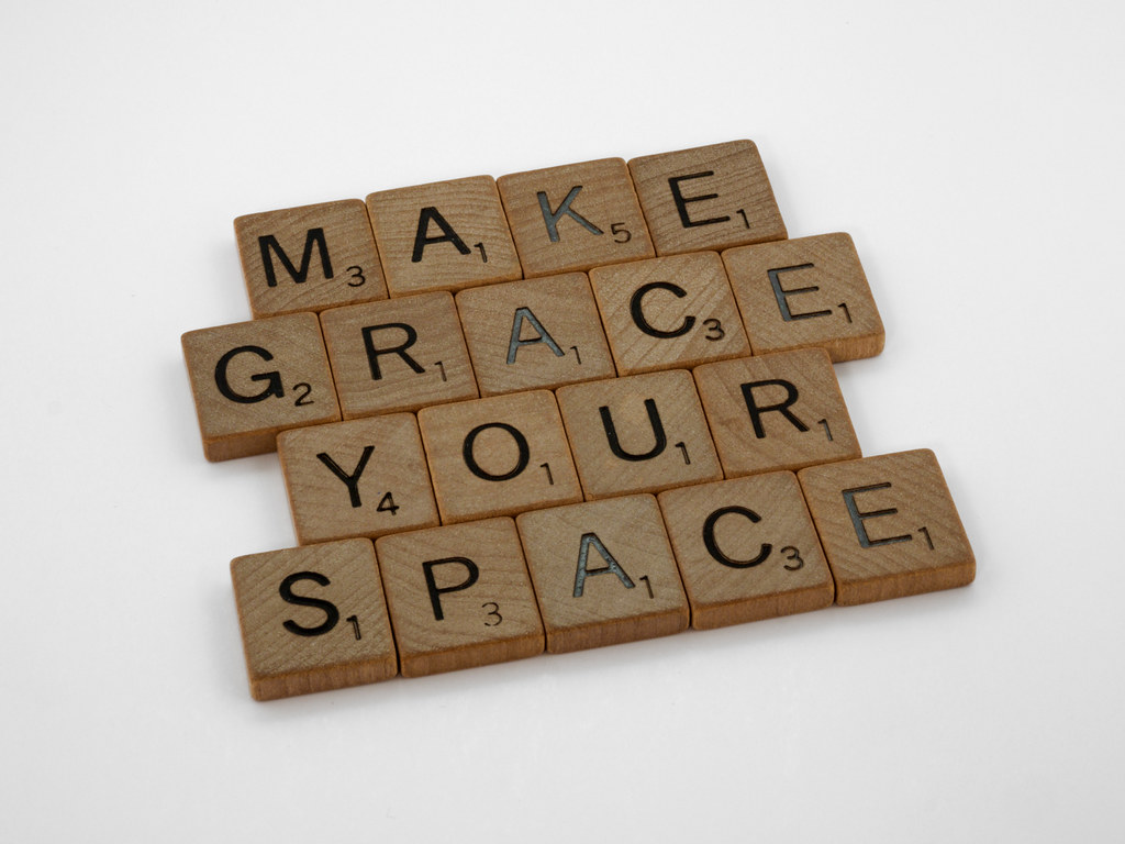 Make grace your space